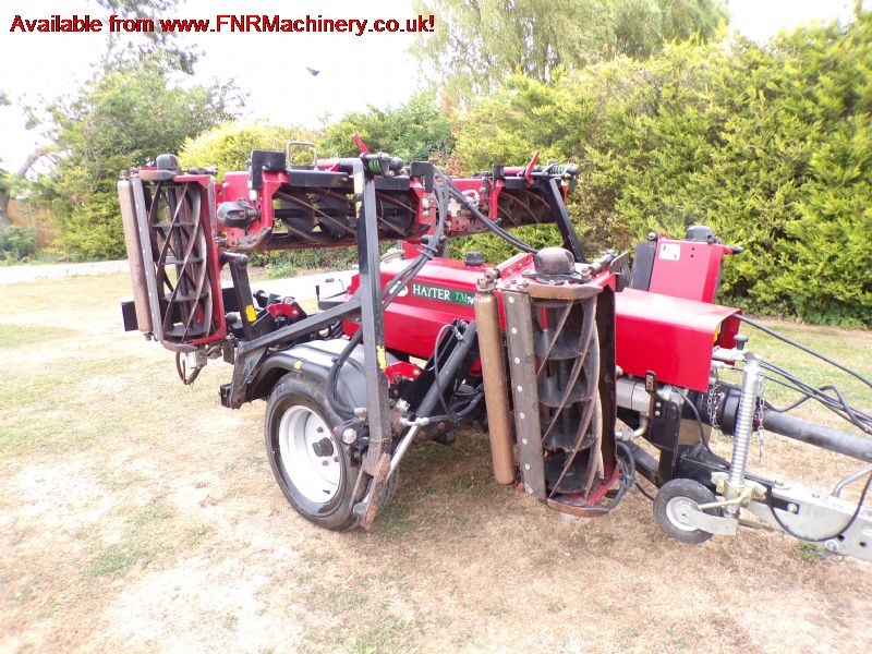HAYTER TM749 CYLINDER 7 GANG TRAILED MOWER