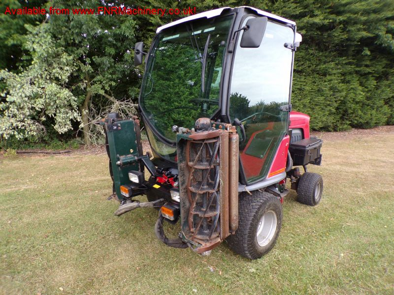 SOLD!!! HAYTER LT324 TRIPLE GANG 4X4 MOWER RIDE ON