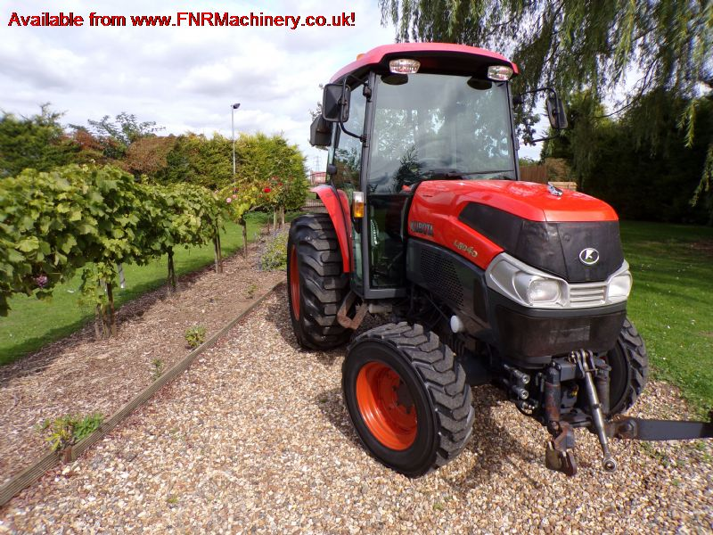 SOLD!!! KUBOTA L5040 COMPACT TRACTOR