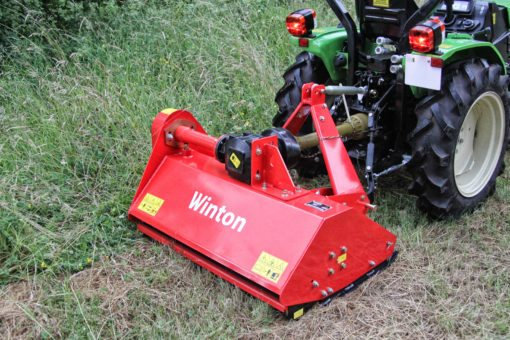 SOLD!!! WINTON FLAIL MOWER WFL105 LIKE NEW