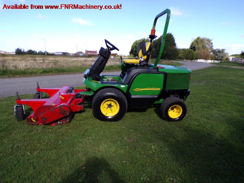 JOHN DEERE 1545 OUTFRONT MOWER