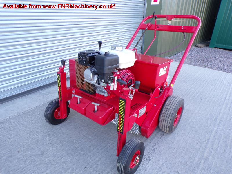 BLEC UNI SEEDER US24 REFURBISHED NEW ENGINE