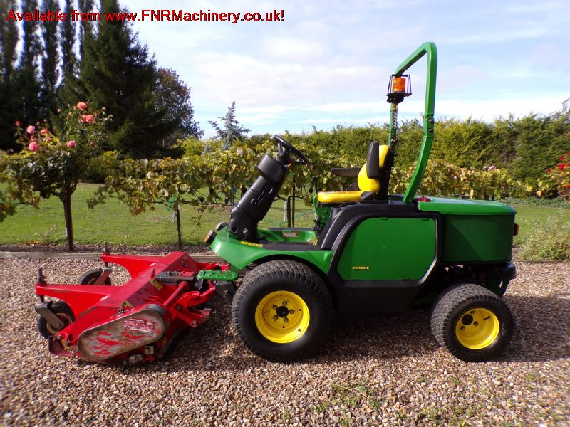JOHN DEERE 1545 OUTFRONT FLAIL MOWER
