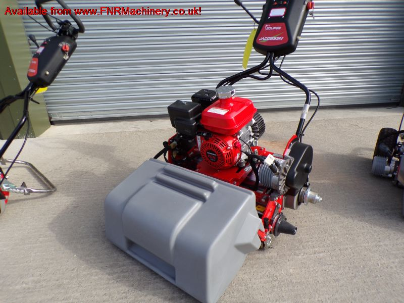 SOLD!!! JACOBSEN ECLIPSE PETROL WALK BEHIND MOWER