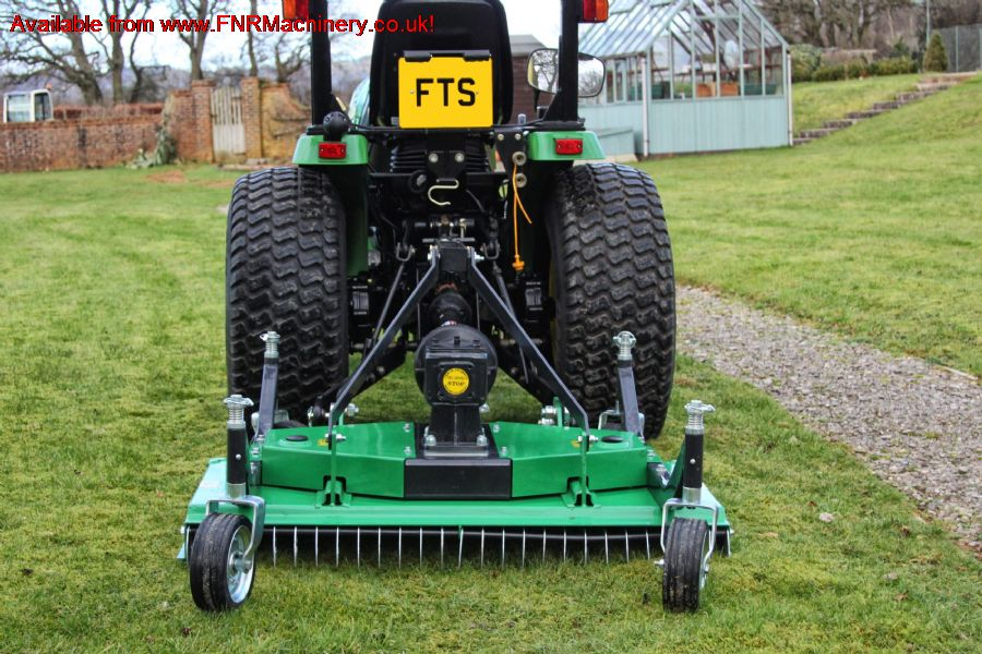 FINISHING MOWER G FM120 1.2M WIDE