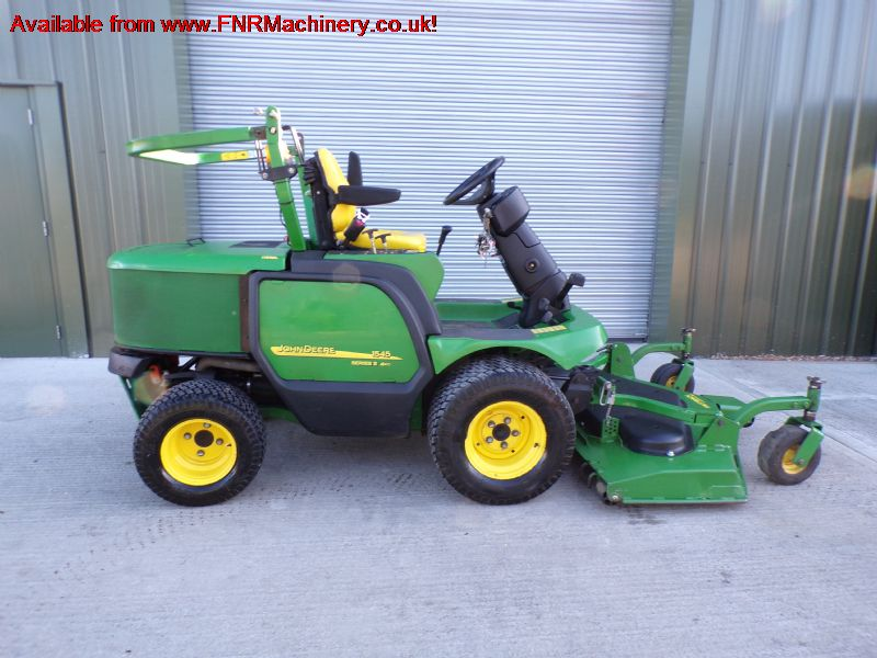 JOHN DEERE 1545 OUTFRONT ROTARY MOWER