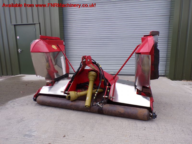 SOLD!!! TRIMAX STEALTH STK 340 TRACTOR MOUNTED FIN