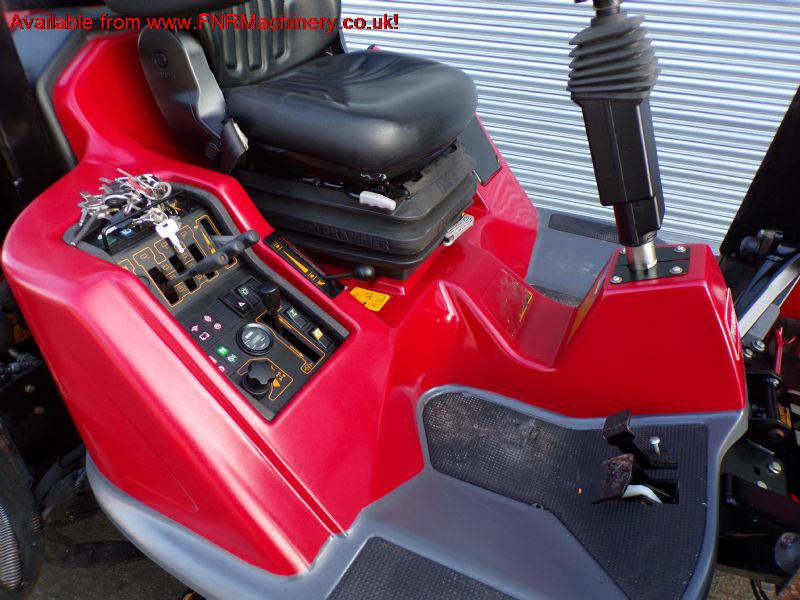 SOLD!!! TORO T4240 CYLINDER 5 GANG RIDE ON MOWER