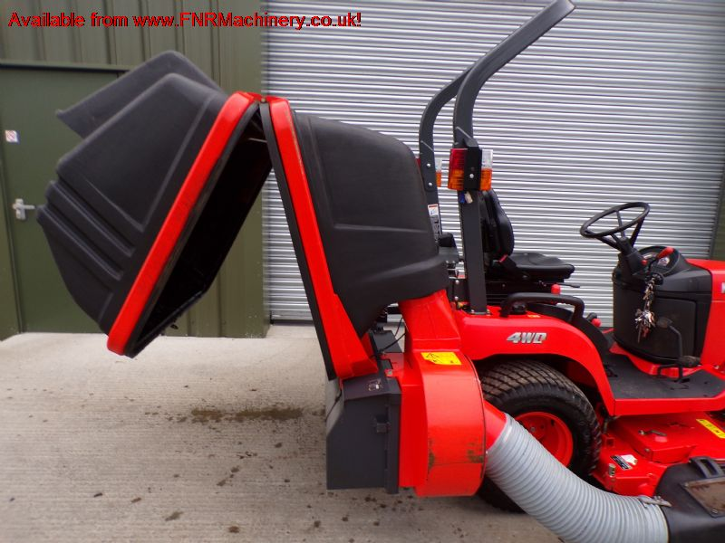 SOLD!!! KUBOTA BX2350 SUB COMPACT TRACTOR LOW TIP