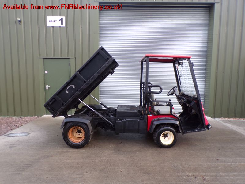 SOLD!!! TORO WORKMAN 4300D UTILITY VEHICLE