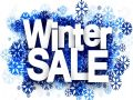 WE ARE HAVING A WINTER SALE THIS MONTH CALL FOR BE