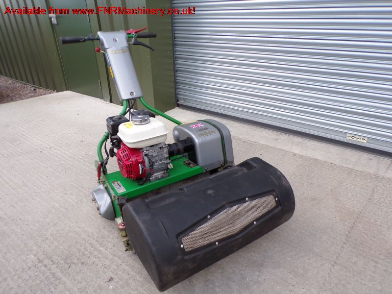 SOLD!!! DENNIS G560 GREENS MOWER