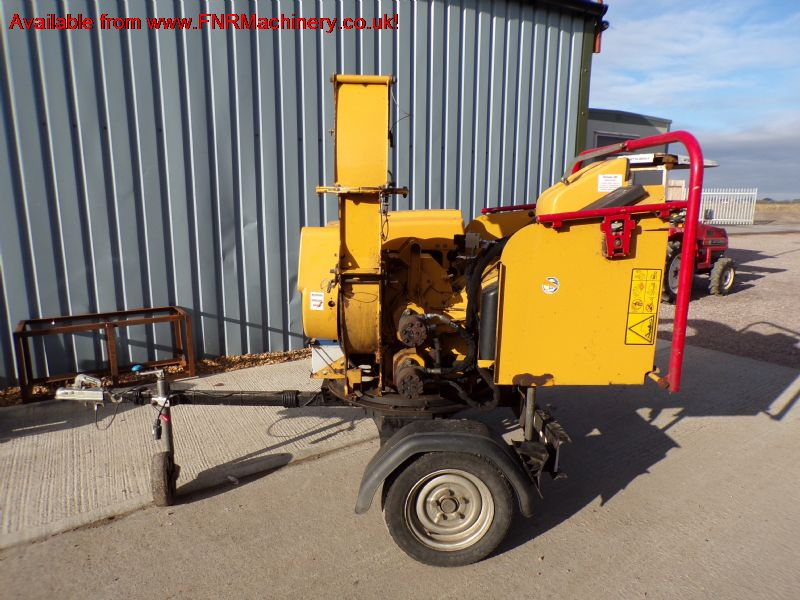 SOLD!!! VERMEER BC160XL WOOD CHIPPER