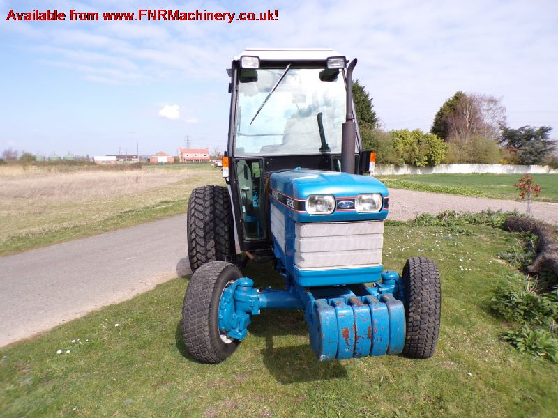 SOLD!!! FORD 2120 COMPACT TRACTOR