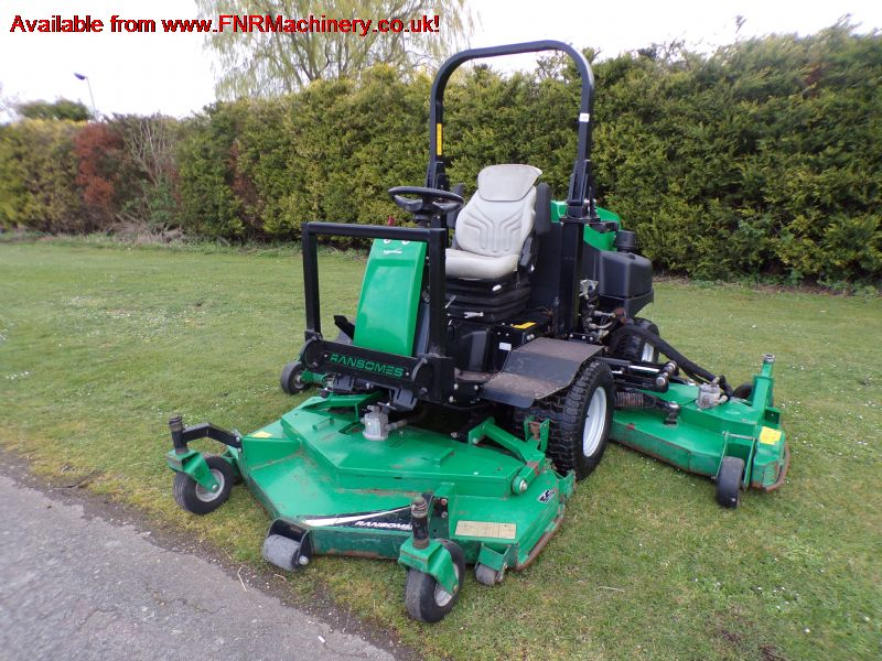 RANSOMES BATWING HR6010 MOWER