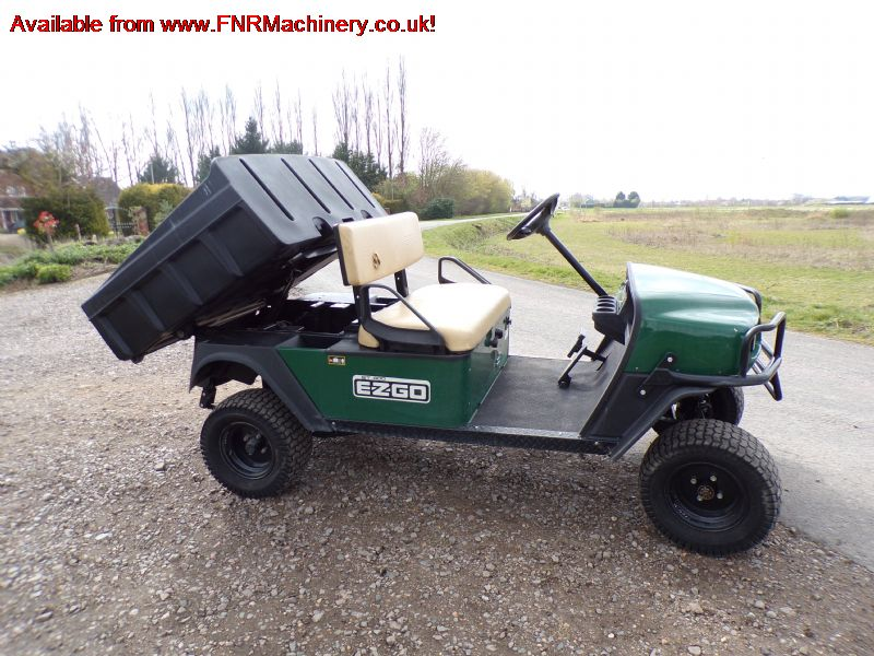 sold ! EZGO ST 400 UTILITY VEHICLE buggy truck gol