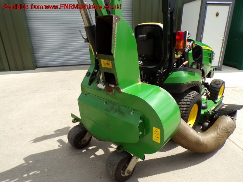 Sold John Deere 1026r Sub Compact Tractor For Sale Fnr