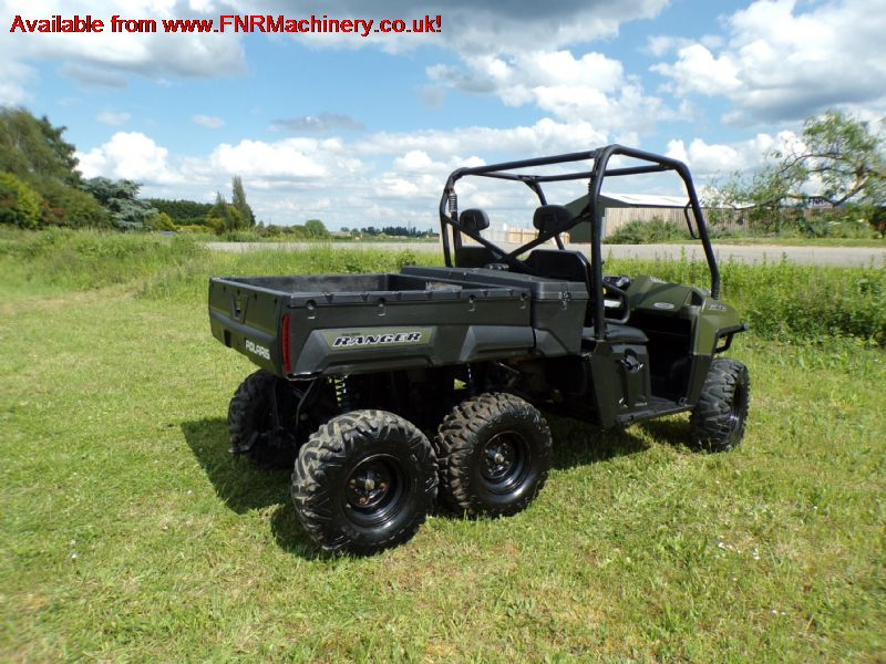 POLARIS RANGER 800 6X6 OFF ROAD BUGGY