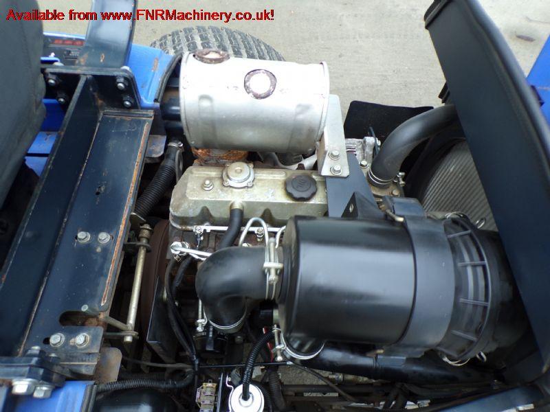 SOLD ! ISEKI ZERO  SZ330  MOWER diesel for trees r