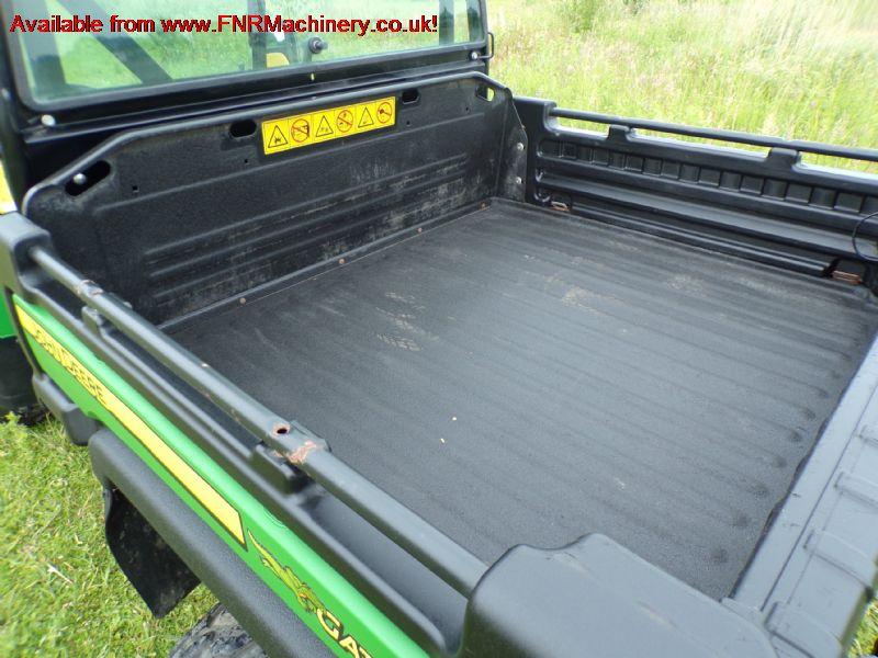 John Deere 855D Gator 4x4 Diesel Roof and Screen U