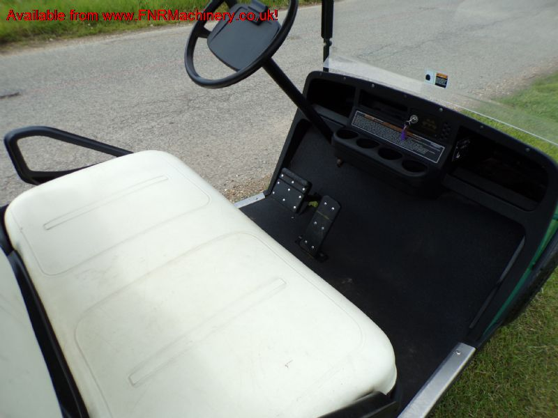 sold ! EZGO 2 SEATER BUGGY FIXED BUCK UTILITY VEHI