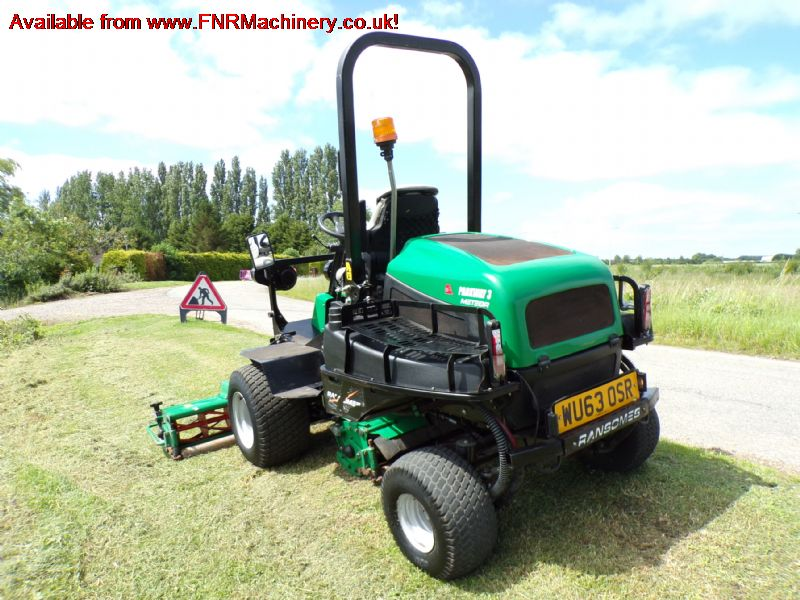 RANSOMES PARKWAY 3 METEOR HRS 1639