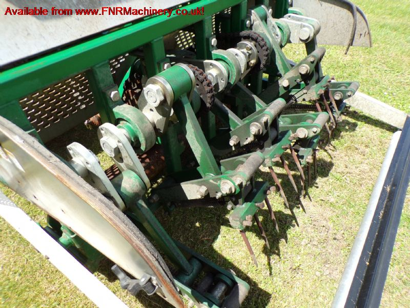 sold ! SOUTHERN GREEN SR54 PTO DRIVEN SOIL RELIEVE