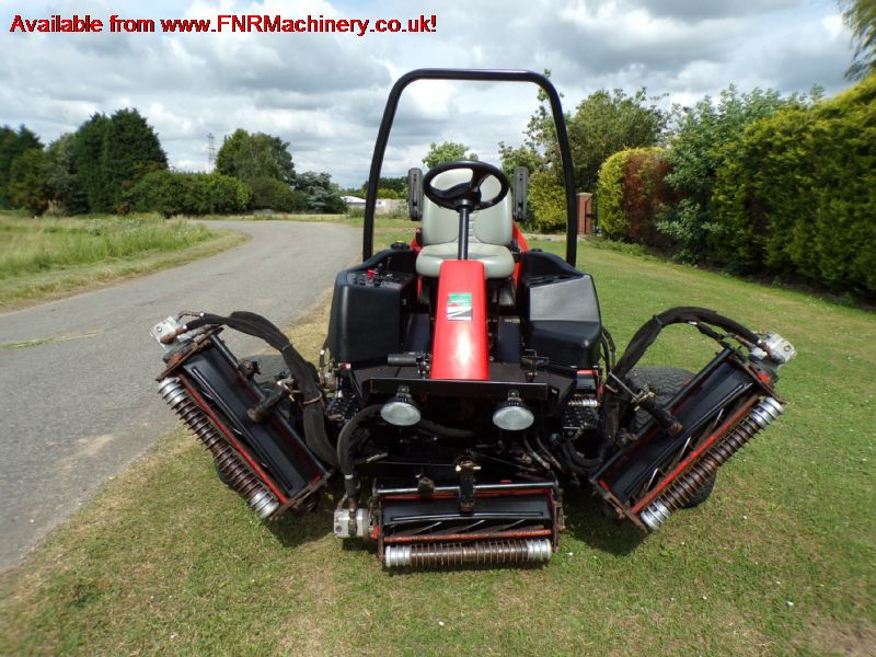 JACOBSEN LF3800 5 CYLINDER FAIRWAY MOWER for sale, FNR Machinery