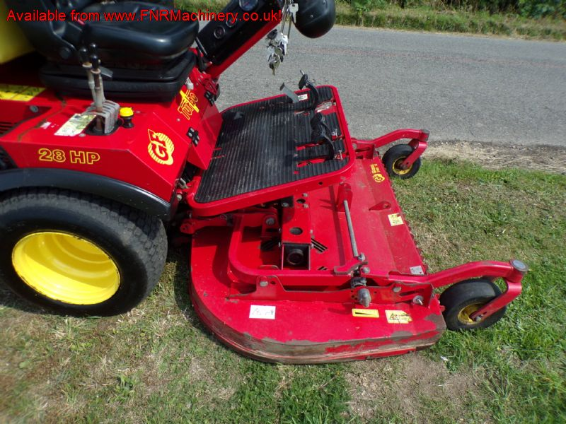 GIANNI FERRARI  T1KEL COLLECTOR MOWER HIGH/LOW TIP