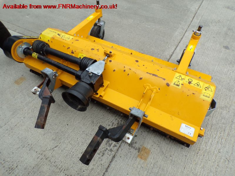 MUTHING MUFM 160 FRONT MOUNTED MUTHING FLAIL