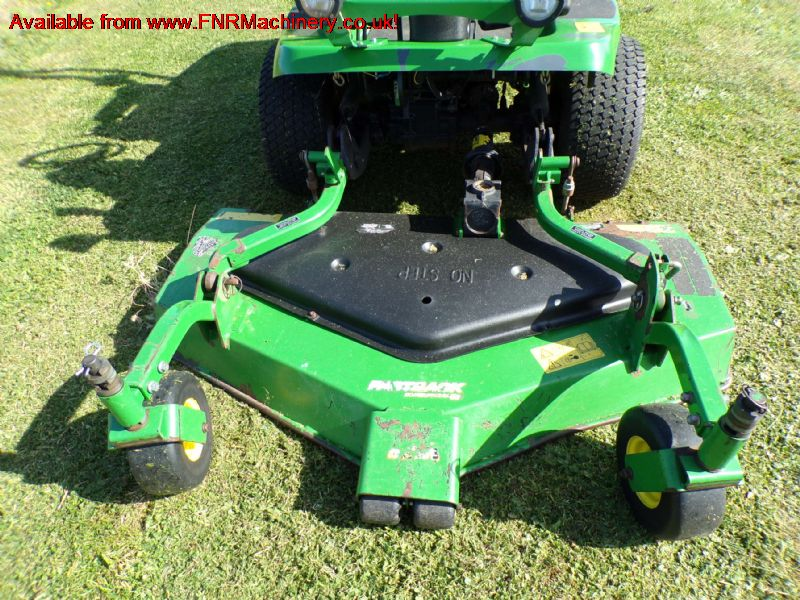 JOHN DEERE 1435 OUTFRONT RIDE ON MOWER