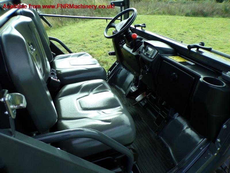 sold ! KUBOTA RTV X900 CAMO  UTILITY VEHICLE