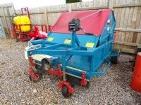 WESSEX PADDOCK CLEANER/SWEEPER SX120