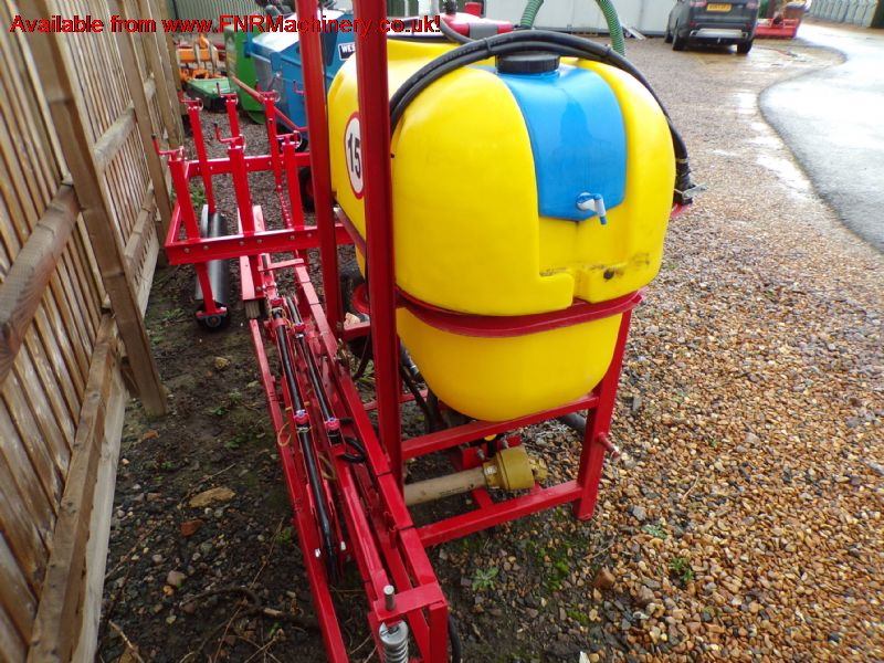JARMET CROP SPRAY TRACTOR MOUNTED FIELD FERTILISER