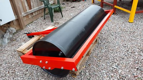 TRAILED FIELD ROLLER FR5 5ft WIDE