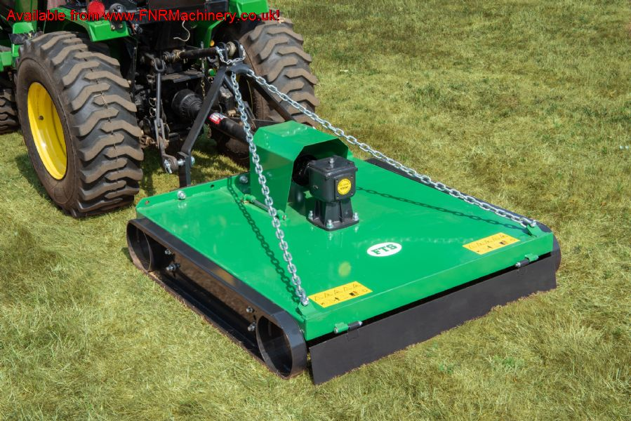 TOPPER MOWER 1.1M WIDE compact tractor pto