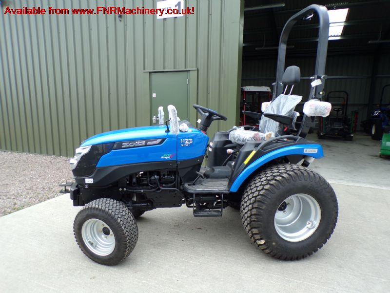 SOLIS 26 HST COMPACT TRACTOR