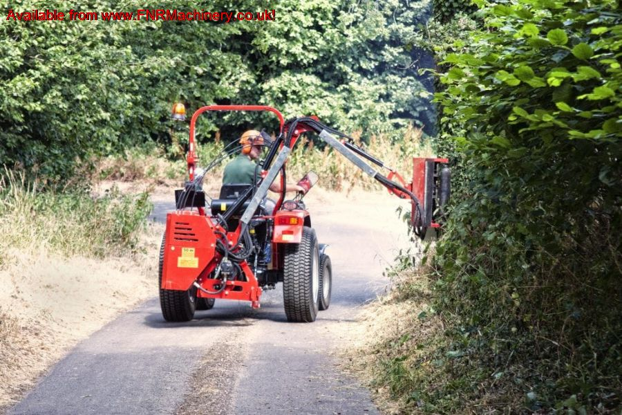 WAM80 Winton Flail Hedge Cutter 80cm