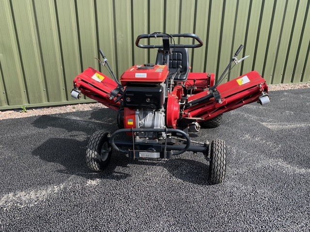 BARONESS LM180C RIDE ON MOWER like allen national