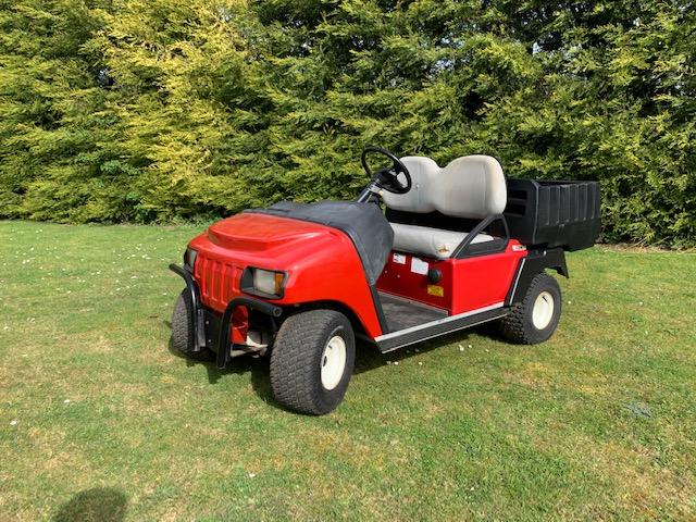 sold CLUB CAR UTILITY BUGGY ATV PETROL TRUCK