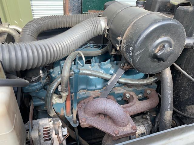 HAYTER T424 RIDE ON MOWER CAB KUBOTA