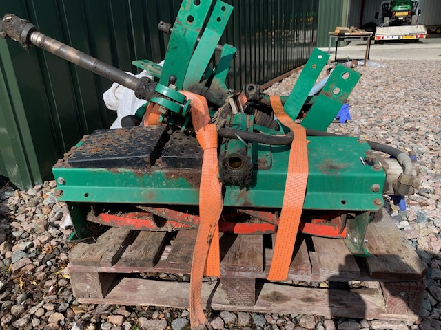 ransomes 5/7 gang mower for tractor