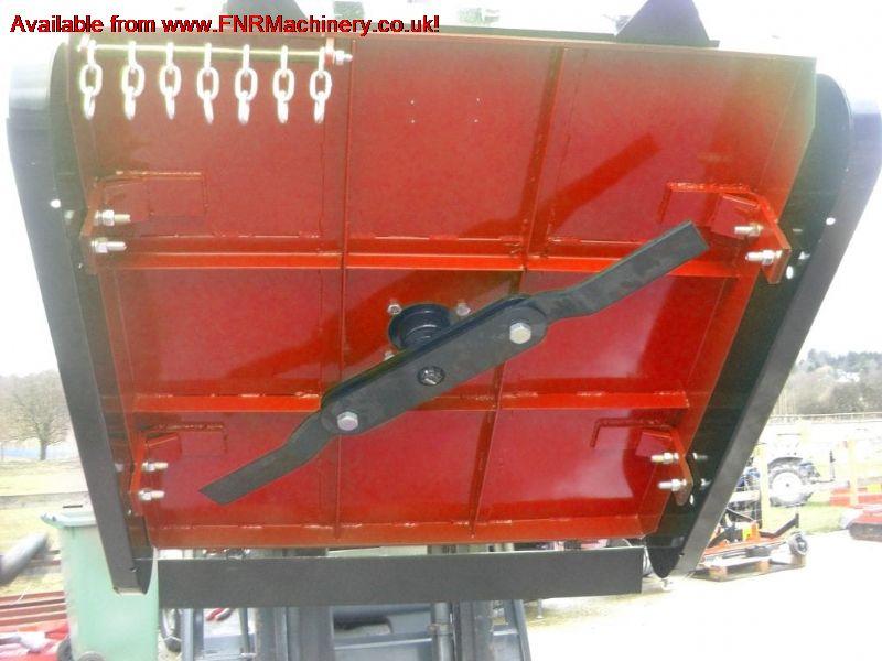 Winton Topper Mower WTM140 1.4m tractor attachment