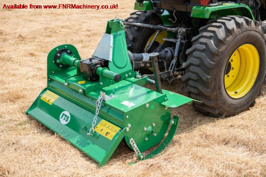 Rotary Tiller G FTL155 1.55m tractor attachment