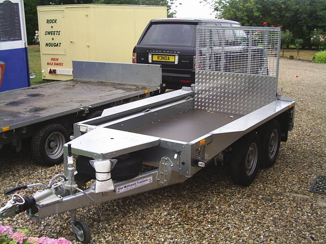 IFOR WILLIAMS PLANT TRAILER *BRAND NEW*