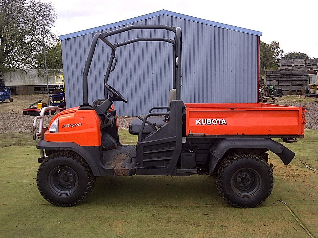 Pictures of Kubota Rtv Electric Bed Lift