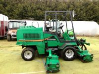 SOLD!!! RANSOMES COMMANDER 3520 RIDE ON MOWER YEAR
