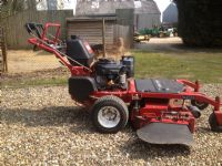 SOLD!!! TORO 36 WALK BEHIND ROTARY MOWER HYDRO