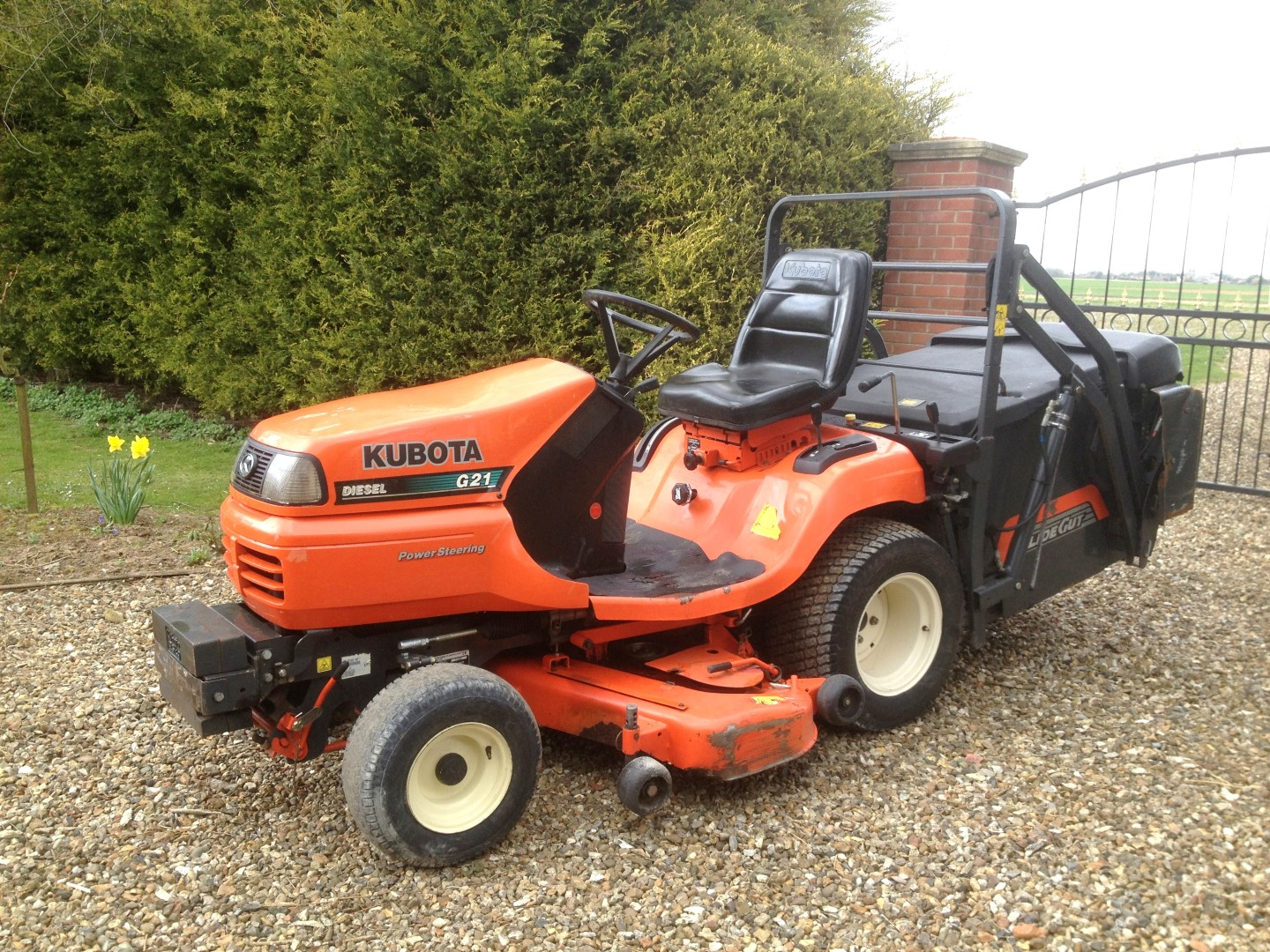 Kubota Belly Mower Decks : Stock for sale fnr machinery