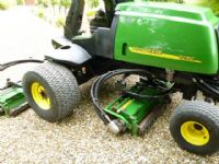 SOLD!!! JOHN DEERE 3235C FAIRWAY MOWER 4X4 RIDE ON